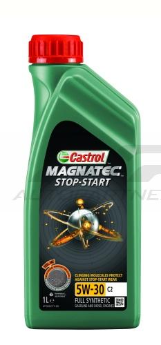 Castrol – 5W30 MAGN SS C2 1L – Motoröl